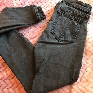 Rag and Bone Legging Jeans